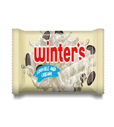 Winters Chocolate Cookies 38 GR.