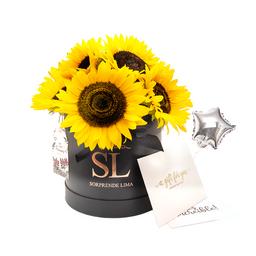 Caja Box Sunflowers
