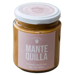La Macadamia Mantequilla Cashews Canela Stevia