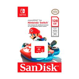 Nintendo Microsdxl Para Switch 128 Gb