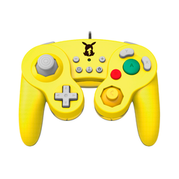 Hori Control Battle Pad Gamecube Pikachu Nintendo Switch
