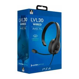 Sony Audífonos Lvl 30 Wired PlayStation 4