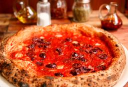 Pizza Marinara (Sin Mozzarella)