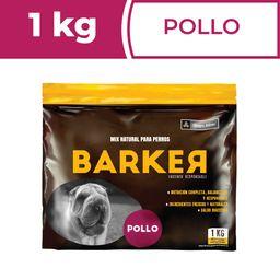 Barker Mix Natural de Pollo