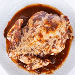 Baby Chicken Marinado Brasa