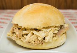 Sandwich con Pollo