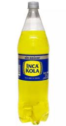 Inca Kola Sin Azúcar de 500 ml.