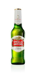 Cerveza Stella Artois en Botella de 330 ml.