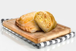 Empanada De Pollo Con Champignones