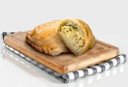 Empanada Alcachofa