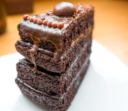 Torta de Chocolate + Cappuccino