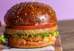 Veggie Burger de Garbanzos