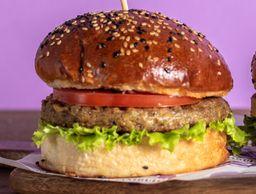 Veggie Burger de Lentejas