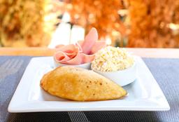 Empanada Jamón/Queso