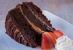 Torta De Chocolate Porción - UE