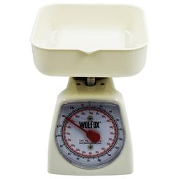 Wolfox Balanza Domestica 1 Kg Cocina Repostero WF9538