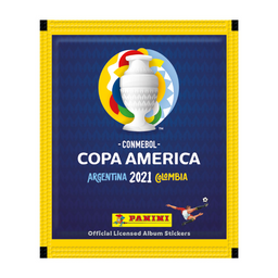 Panini Sticker Figura Para Álbum Copa América 2021