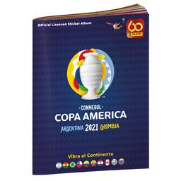 Panini Álbum Copa América 2021