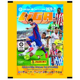 Panini Sticker Figura Para Álbum la Liga 2021