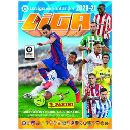 Panini Álbum la Liga 2021