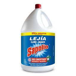 Sapolio Lejía Original