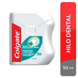 Colgate Hilo Dental Total 50 M/ Menta