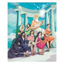 Leyendas Con Héroes Mitológicos de Grecia Antigua - Lexus