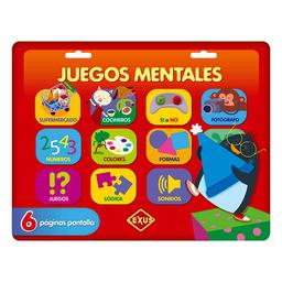 Lexus Pad: Juegos Mentales - Lexus Editores