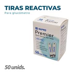 Nipro Reactivas Para Glucómetro Premier Alpha