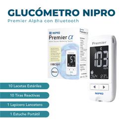 Nipro Glucómetro Premier Alpha Bluetooth