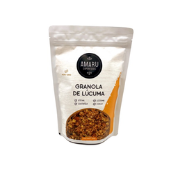 Amaru Granola de Lúcuma