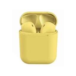 Auriculares Inalámbricos Color Amarillo