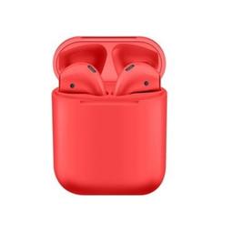 Auriculares Inalámbricos Color Rojo