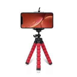 Mini Tripode Flexible Rojo