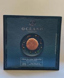 Oceano Atún Yellowfin en Aceite de Oliva Seafood