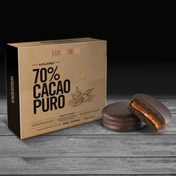 Alfajores 70% Cacao