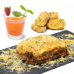 2x1 Combo Lasagna
