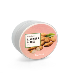 Body Butter Almendra