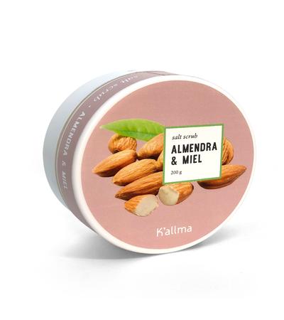 Kallma Exfoliante Almendra