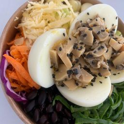 Fit Bowl Vegetariano