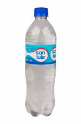 Agua San Luis Con Gas