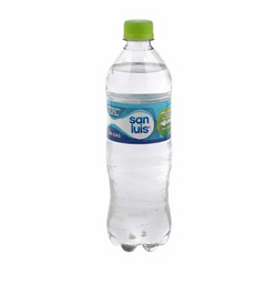 San Luis Agua S/Gas 625 ML.