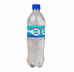 San Luis Agua C/Gas 625 ML.