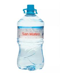 San Mateo Bidón sin Gas