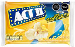 Act Ii Pop Corn 91 Gr, Mantequilla