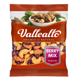Vallealto Berry Mix x 75 Gr