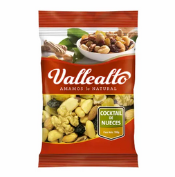Valle Alto Cocktail de Nueces 90GR