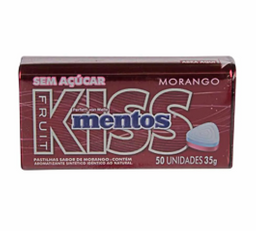 Mentos Kiss Fresa