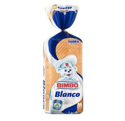 Bimbo Pan Blanco Mediano