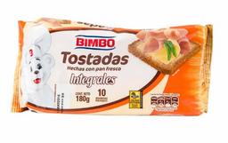 Bimbo Tostadas Clásicas